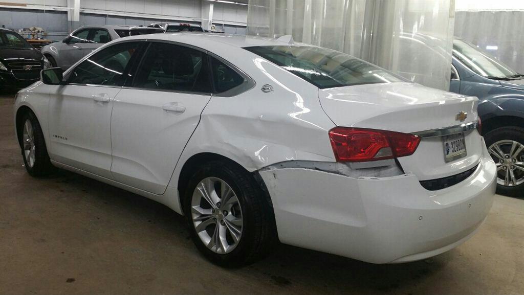 Impala Damage Before