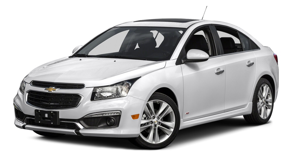 The 2016 Chevrolet Cruze Available In Merrillville, IN