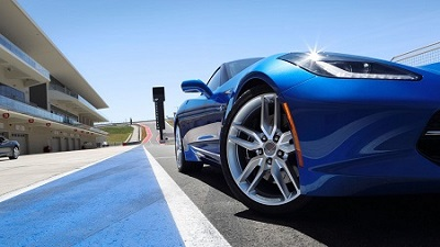 2015 Corvette Stingray Exterior