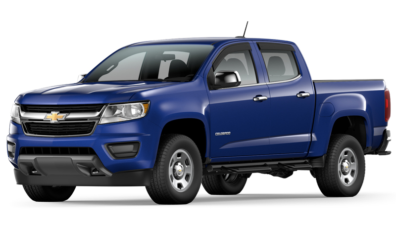 Compare Gmc Canyon To Chevy Colorado 2017 2018 Best