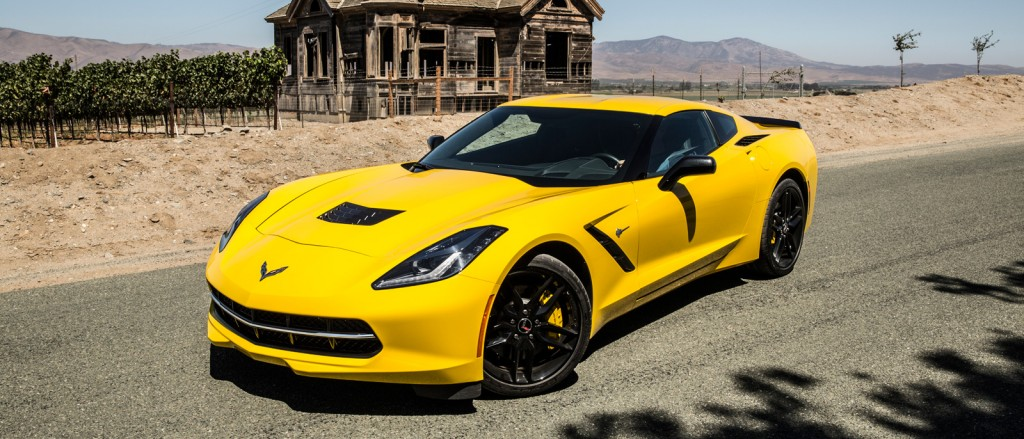 2016 Chevy Corvette