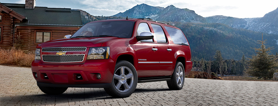 Used Chevy Suburban >> Used Chevrolet Suburban Gary Mike Anderson Chevy