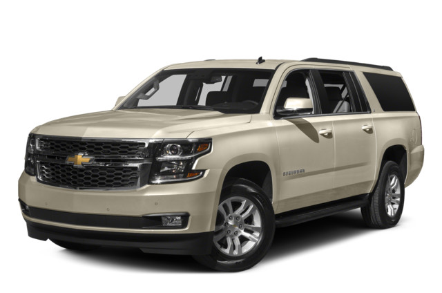 2016 Chevy Suburban