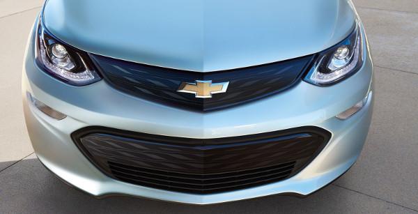 2016 Chevrolet Bolt