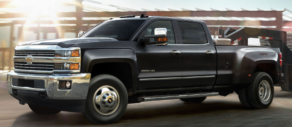 2017 Chevy Silverado 3500HD