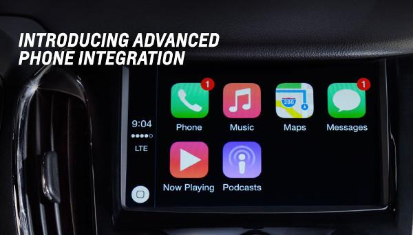 2017 Chevrolet 4G LTE