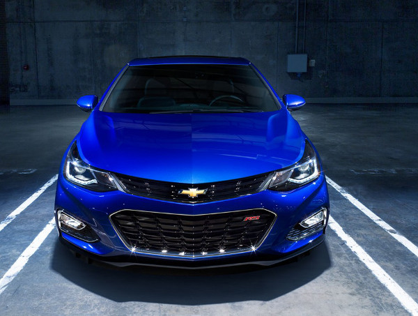 2017 Chevrolet Cruze Performance