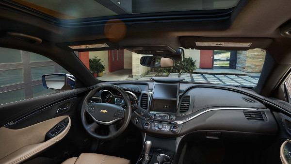 Chevrolet Impala Tech