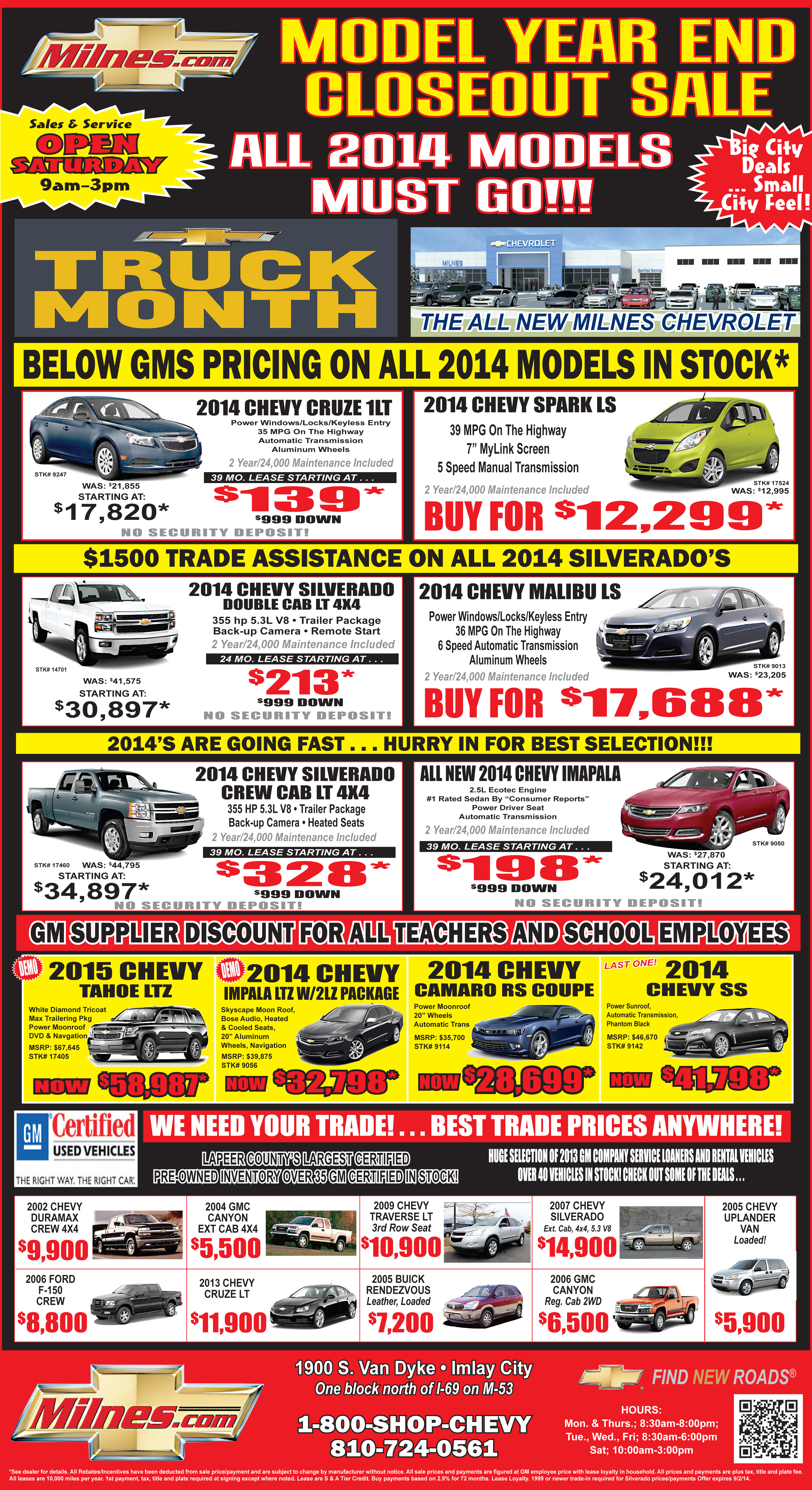 Awesome Deals!
