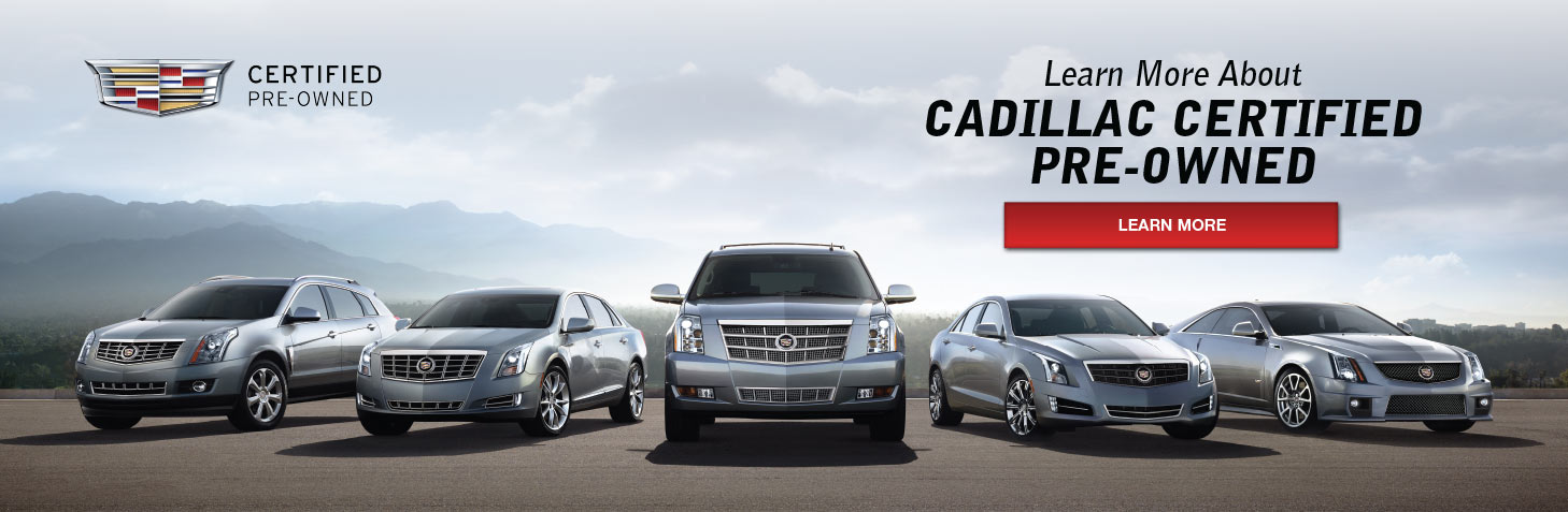 Cadillac Certified Pre-Owned