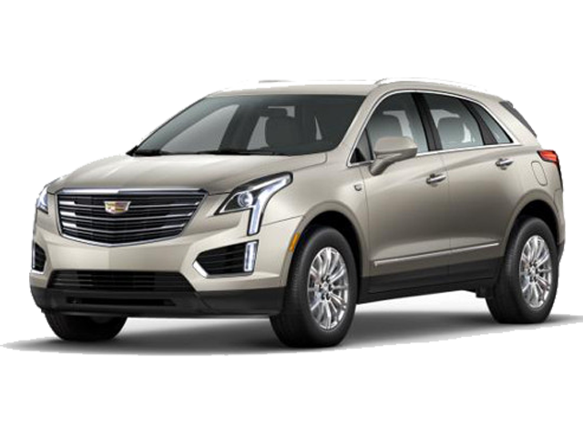 2017 Cadillac XT5 Luxury Preferred Equipment Group