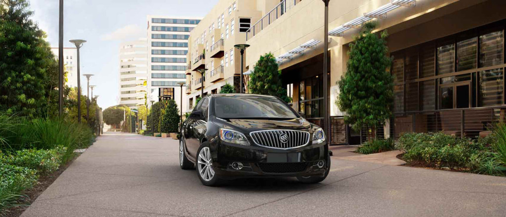 The New 2017 Buick Verano Receives Great Reviews From Critics