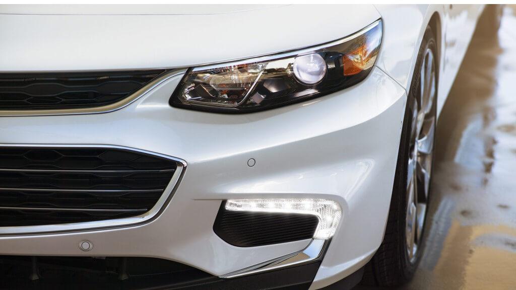 2016 Chevrolet Malibu Safety