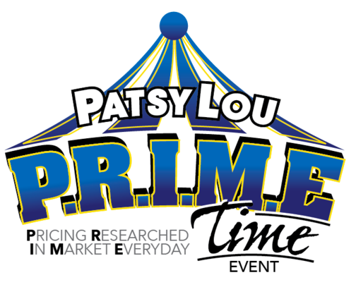 PRIME Time Tent Event