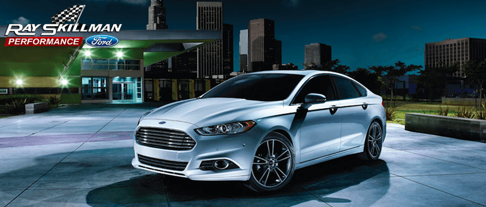 Ford Fusion Plainfield In