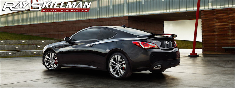 Hyundai Genesis Coupe Greenwood IN