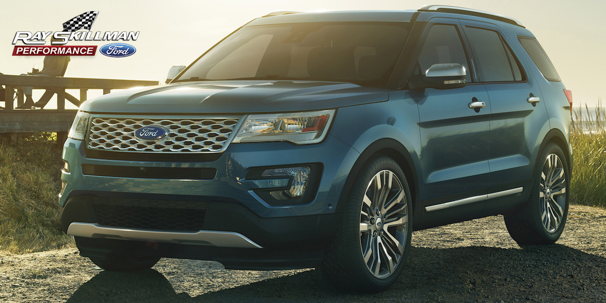 Ford Explorer Plainfield IN