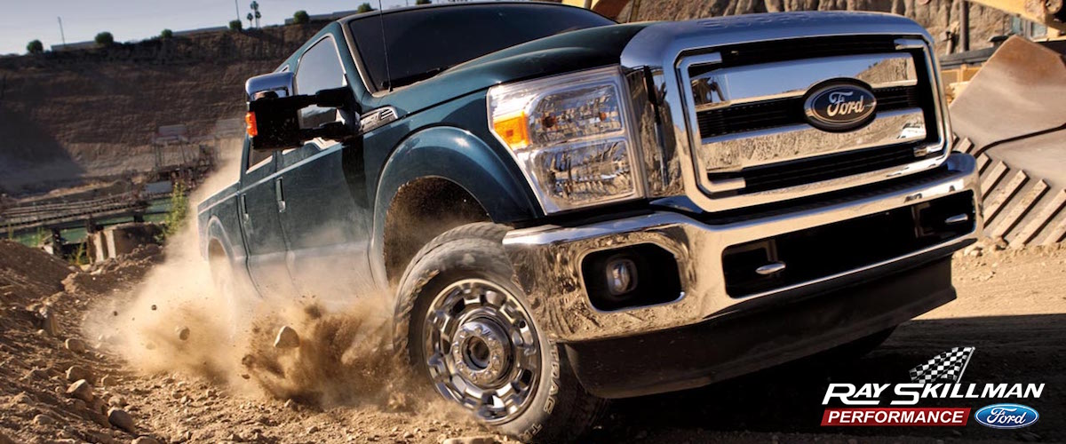 New Ford Super Duty Martinsville IN