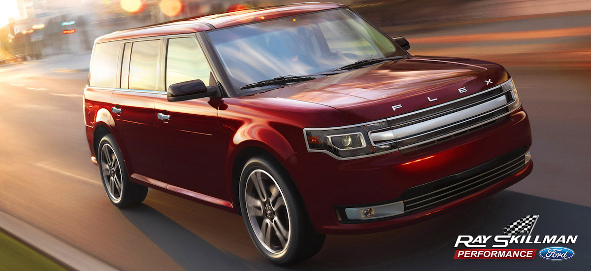 New Ford Flex Plainfield IN