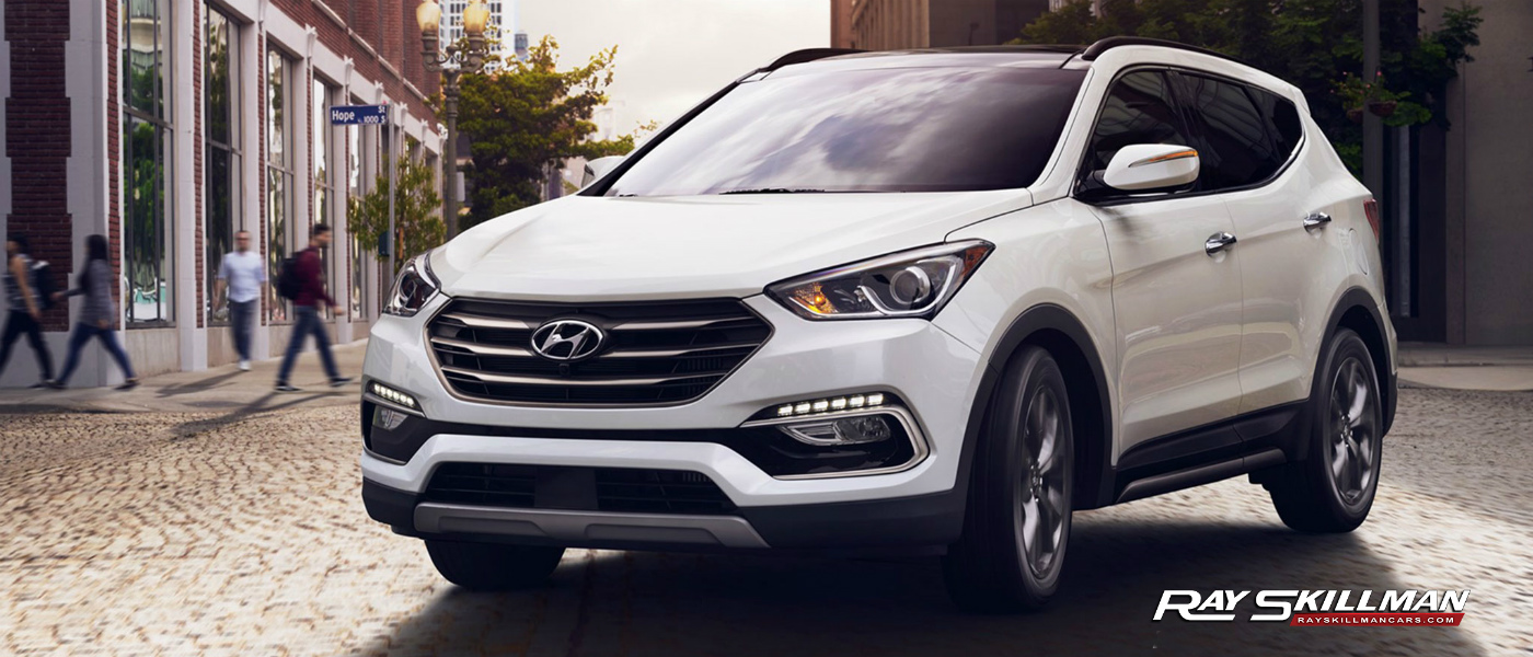 2017 Hyundai Santa Fe Sport Greenwood Indiana