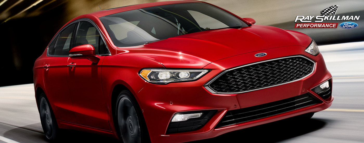 2017 Ford Fusion Plainfield IN