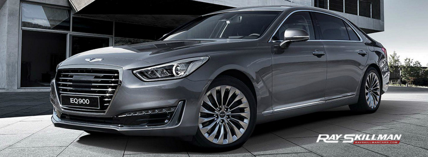 Genesis G80 2016 Meet Hyundai S Perception Of Luxury: 2017 Hyundai Genesis Plainfield IN