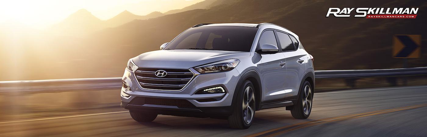 2017 Hyundai Tucson Plainfield IN