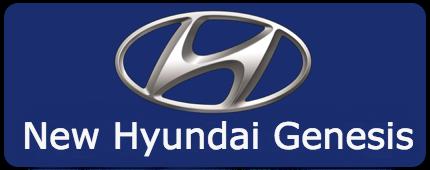 New Hyundai Genesis Button