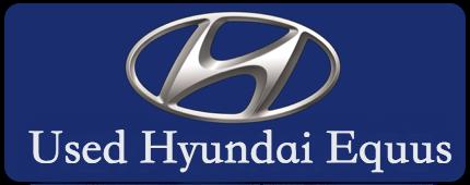 Used Hyundai Equus button