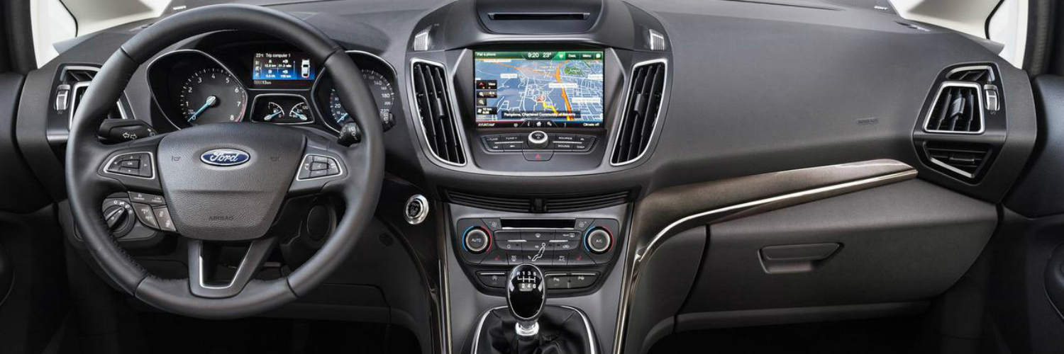 2016 Ford C-Max Internal