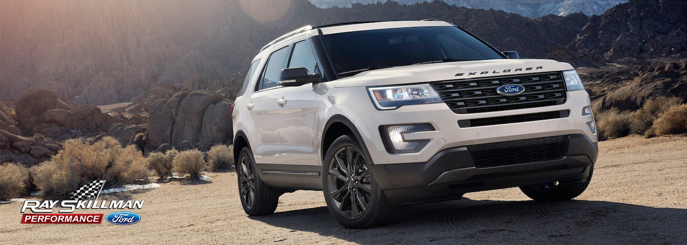 2017 Ford Explorer Plainfield IN