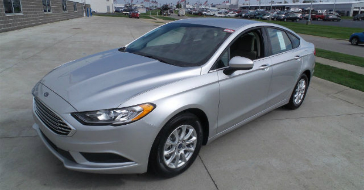 2017 Ford Fusion Indianapolis