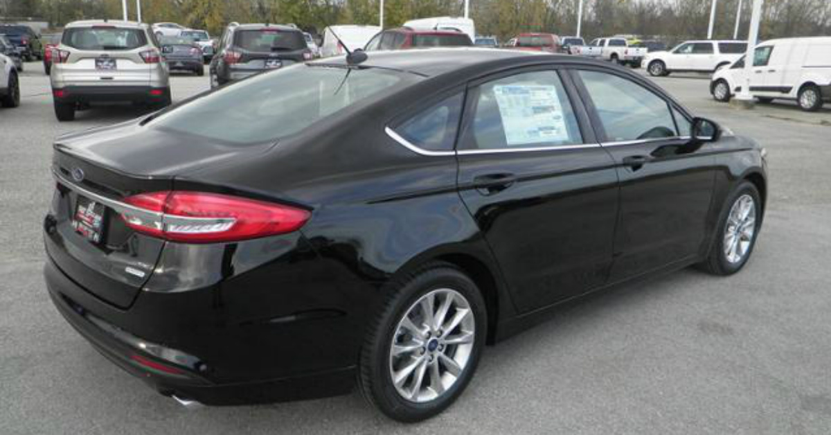 New Ford Fusion Indianapolis