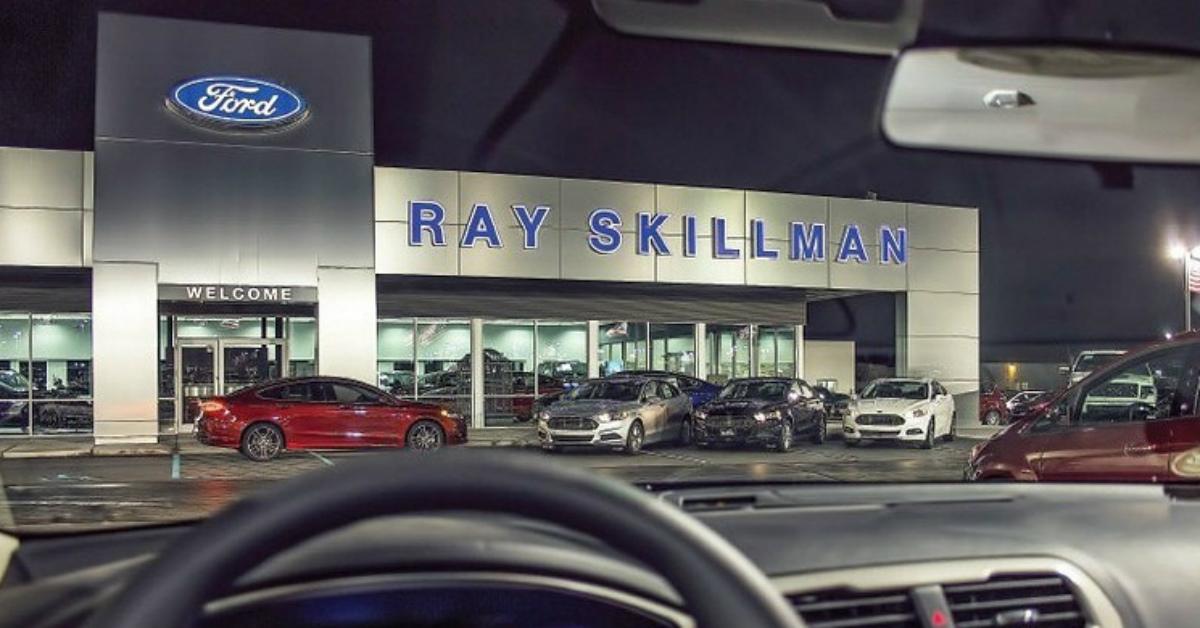 Ray Skillman Ford
