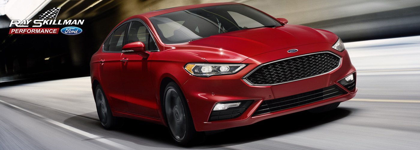 2017 Ford Fusion Plainfield Indiana