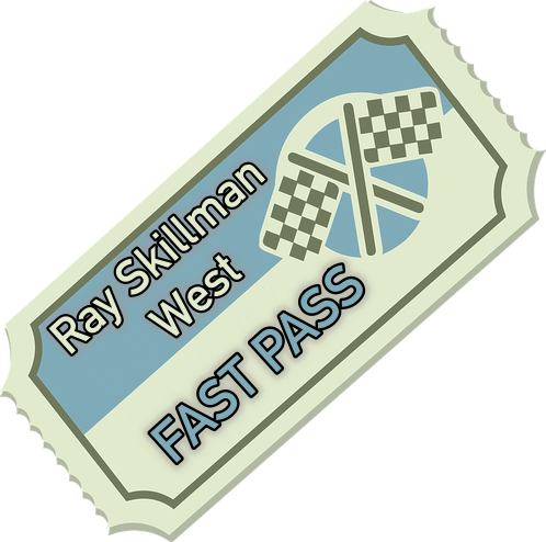 Ray Skillman West Fast Pass