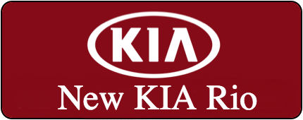 New KIA Rio Button