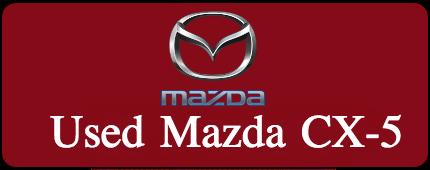 Used Mazda CX-5 Button