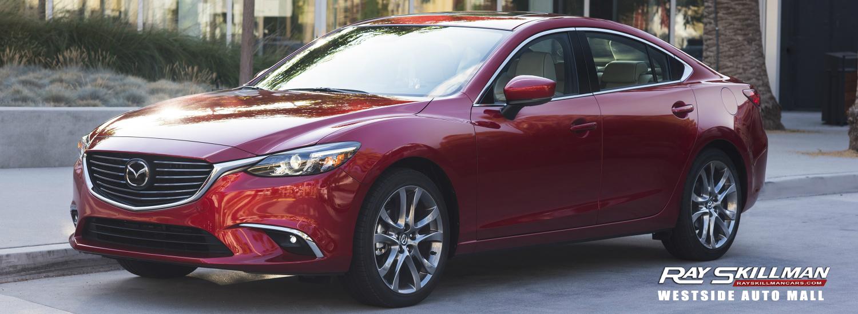 Mazda 2017 Mazda6