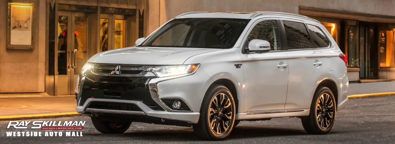 Mitsubishi 2017 Outlander Plainfield