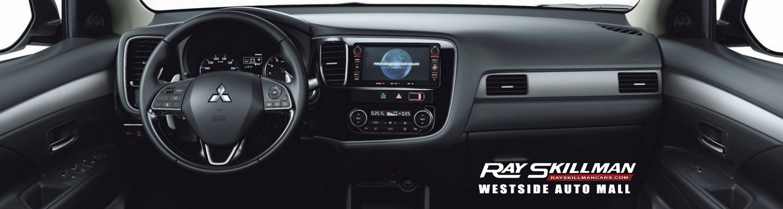 Mitsubishi 2017 Outlander interior