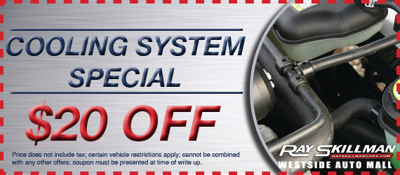 Cooling System Auto Mall