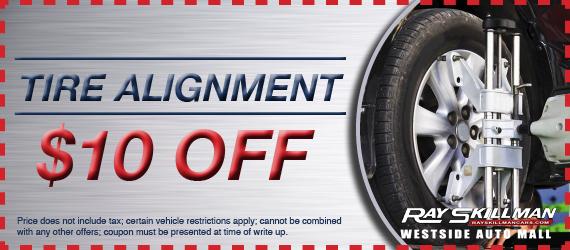 Tire Alignment Auto Mall