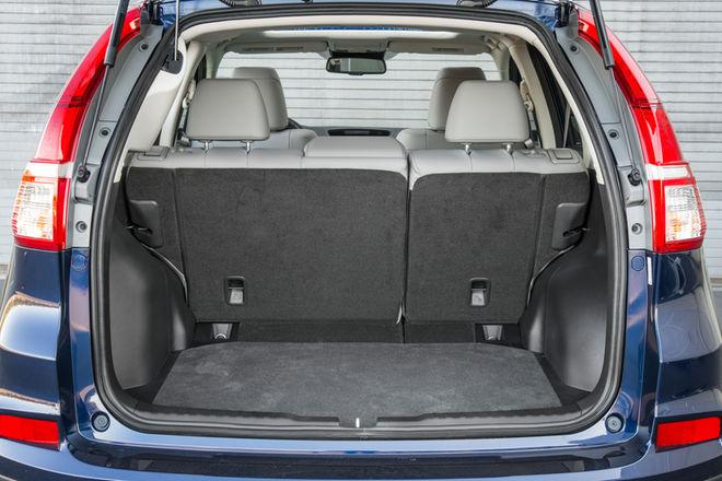 2015 Honda CR V Touring AWD Cargo 12net