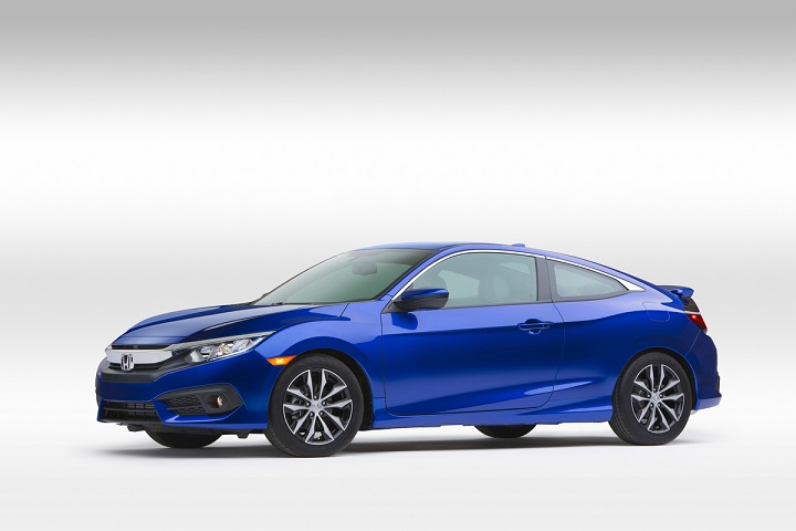 10Th Gen Civic >> 5 Fast Facts Honda S 10th Generation 2016 Civic Coupe