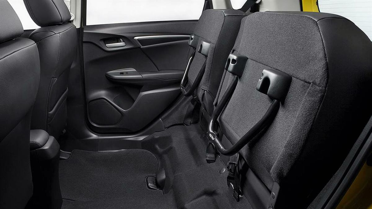 2016 Honda Fit A Subcompact Big On Cargo Space And Legroom