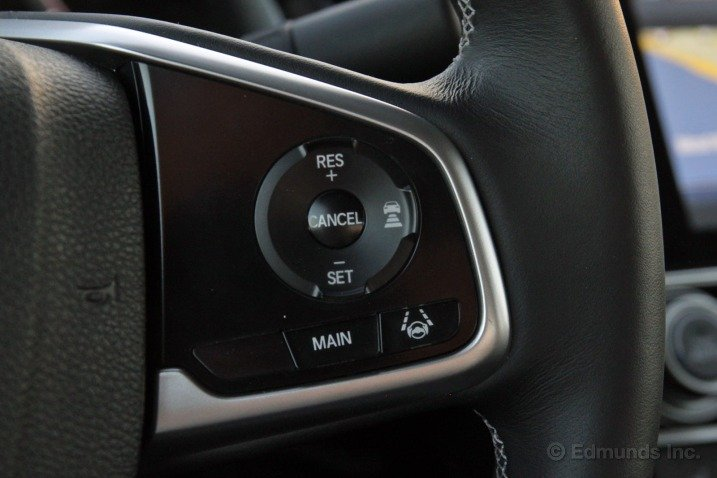 How to use cruise control adaptive cruise control for What does the econ button do in a honda civic