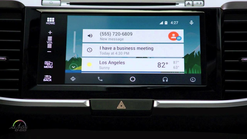 using honda android auto how it works and what it does