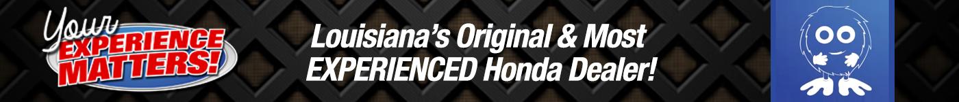 Richards Honda Experience Matters