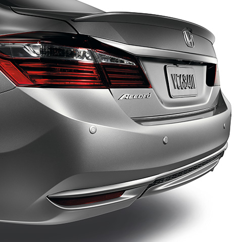 2016 Honda Accord Back-up Sensors